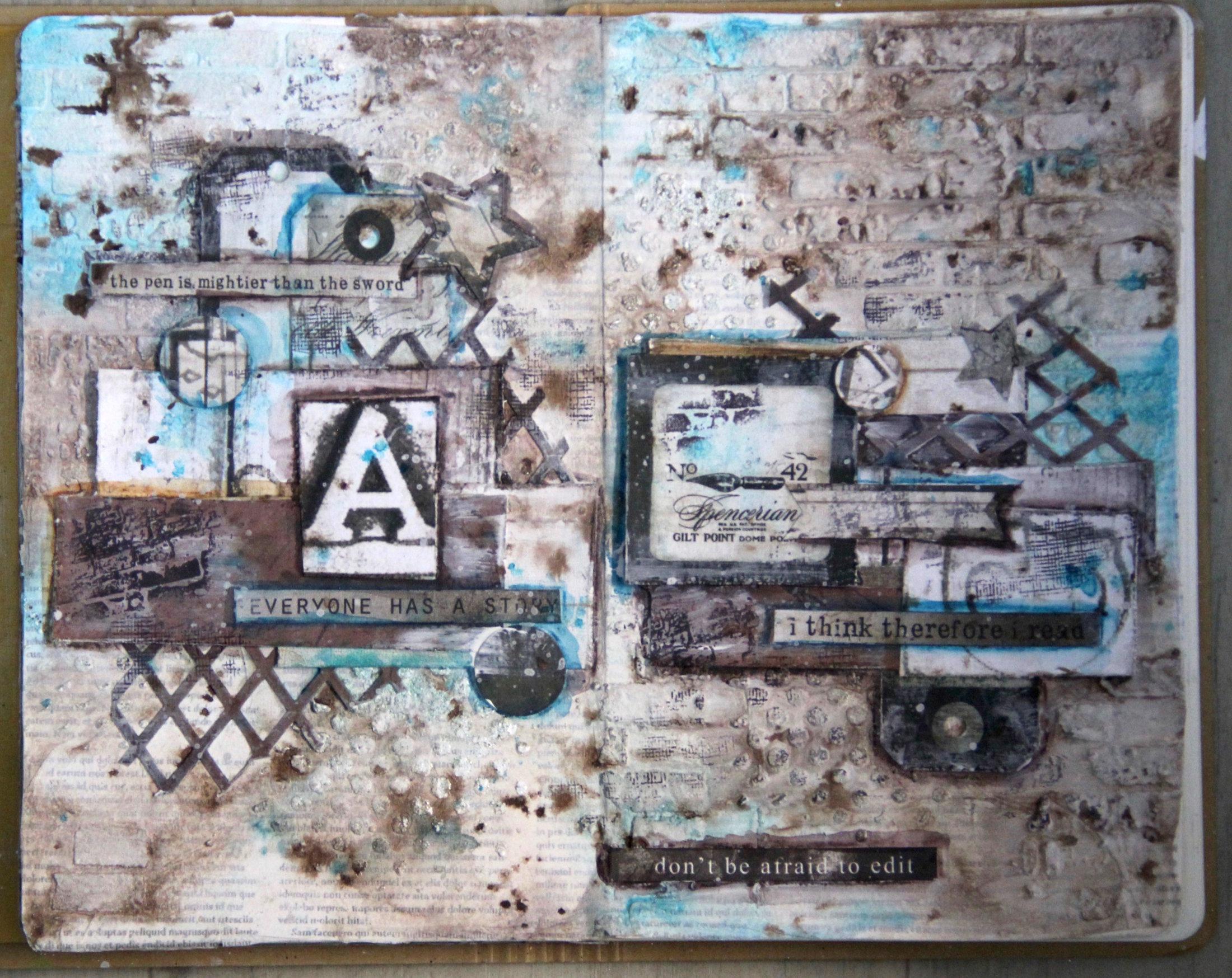 Art Journal - 1