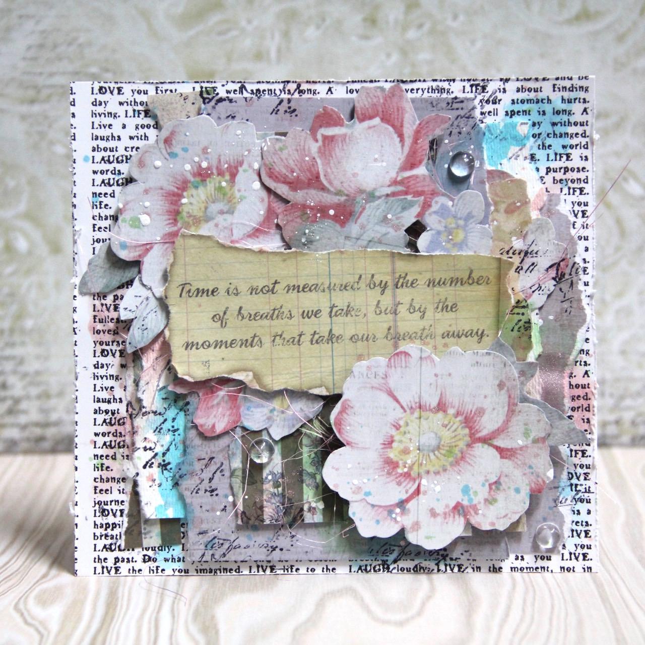 Flower Card Dachovska - 9